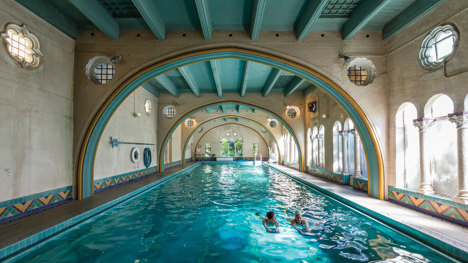 Swimming Pools At East Side : First person the best lap swim pools in east bay