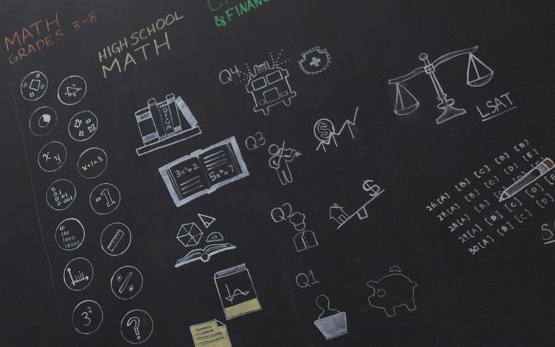 Khan Academy lobby